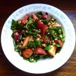 Strawberry Spinach Salad thumbnail